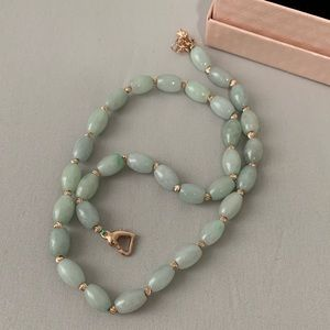 Accessories - 1 Hour Sale New! 💯 Real Jade Necklace obo